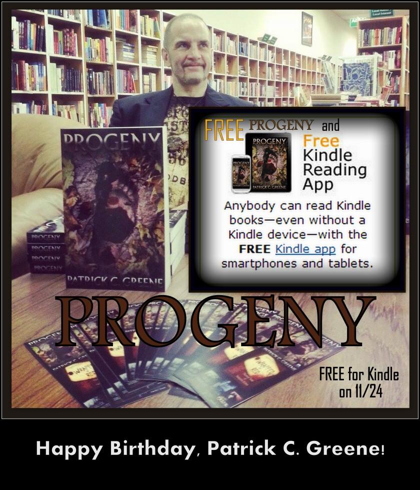birthday pcg progeny