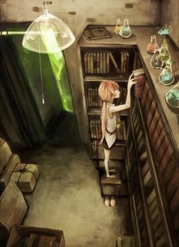 books_by_azammii-d4idxra