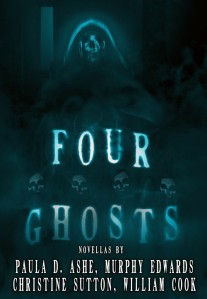 four ghosts cover