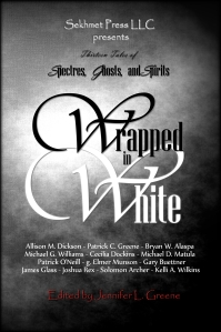 Wrapped in White Cover