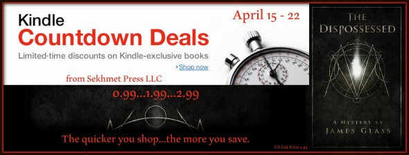 kindle countdown promo mm2 finish