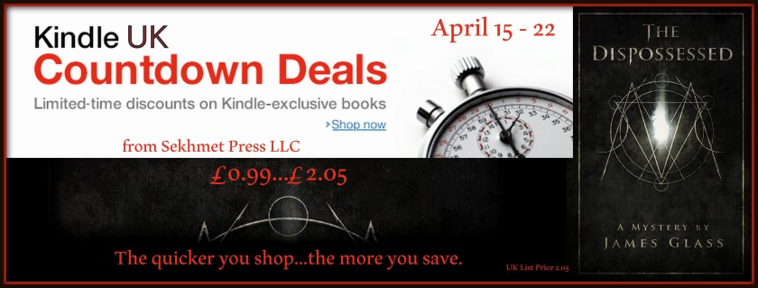 kindle countdown promo mm2 UK